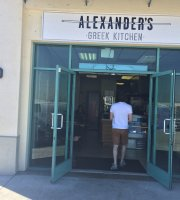 Alexander's Green Kitchen