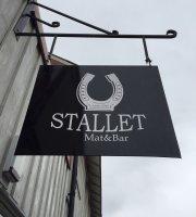 Stallet Mat & Bar