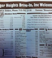 Hager Heights Drive Inn