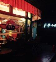 老友记主题咖啡馆