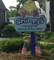 Grumpy's Ice Cream Popcorn - TEMPORARILY CLOSED