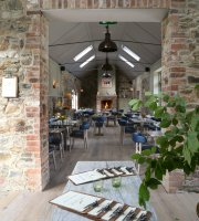 The Duck Terrace Restaurant and Cafe Bar at Marlfield House