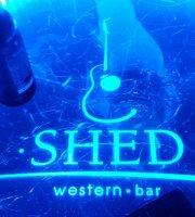 Shed Western Bar