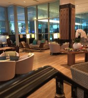 Lobby Lounge at Pan Pacific Orchard