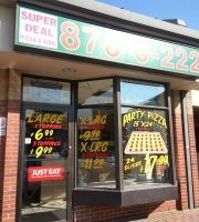 Super Deal Pizza & Wings