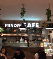 Minori Café Ginzamitsukoshi