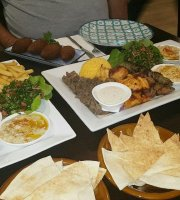 Zaria Mediterranean Village Food