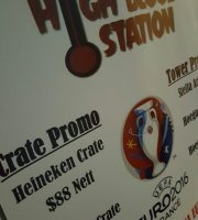 High Blood Station