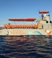 Wycieczki łodzią podwodną