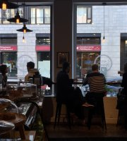 Cafe de Mercanti- Old Montreal