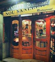 Restaurante Nou Sanllehy