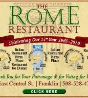 The Rome Restaurant