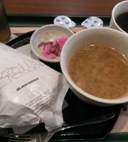 Mos Burger Nagahoribashi