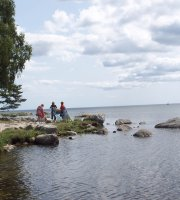Alholmens Bad Camping & Restaurang