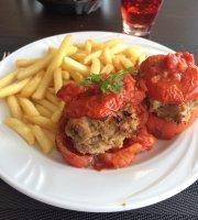 Restaurant l'Oasis bar
