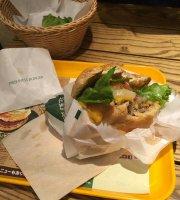 Freshness Burger Naka-Meguro Ekimae