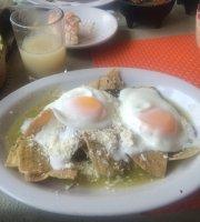 Restaurante Chile Maiz y Frijol