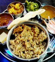 Thali NR Sweets Cafe