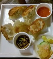 Potstickers Asian Grill