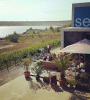 Cafe & Restaurant an den IBA-Terrassen