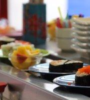 Bushido Running Sushi und Asia Snacks