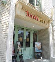 Tully's Coffee Kobe Kitanozaka