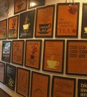 Tea Post