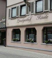 Landgasthof Hotel Rossle Restaurant