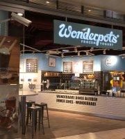 Wonderpots BahnhofCity Wien West