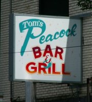 Tom's Peacock Bar & Grill