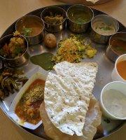 Rajwadi Thali