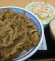 Yoshinoya Shin Ome Road Shimachu Kodaira