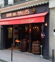 Le Bar des Halles