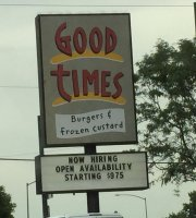 Good Times Burgers