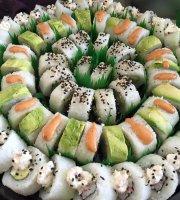 Makiroll comida japonesa