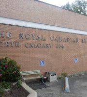 Royal Canadian Legion Calgary AB Kensington