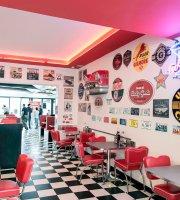 America Graffiti Diner Restaurant Vittuone