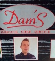 Dam's in House Chef Service