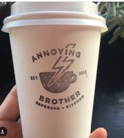 ‪Annoying Brother Espresso + Kitchen‬