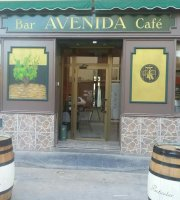 Avenida bar cafe
