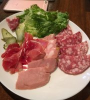 Asakusa Beer Hall D's Dinner