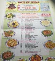 Taste of China