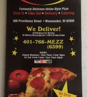 The Mezz Pizza