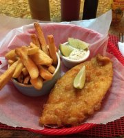 Shell's Double Decker Fish & Chips