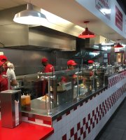 Five Guys - Famous Burgers and Fries