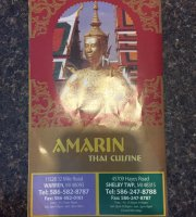 Amarin Thai Incorporated