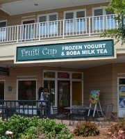 Fruity Cup Frozen Yogurt