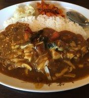 First-Class Curry Nara Kashiba