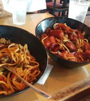 Genghis Grill The Mongolian Stir Fry
