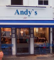 ‪Andy's Greek Taverna‬